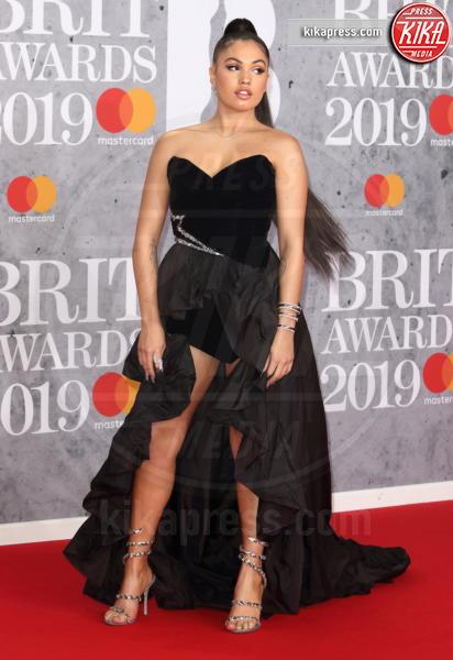 Mabel - Londra - 20-02-2019 - Brit Awards 2019: Dua Lipa talento e bellezza da vendere