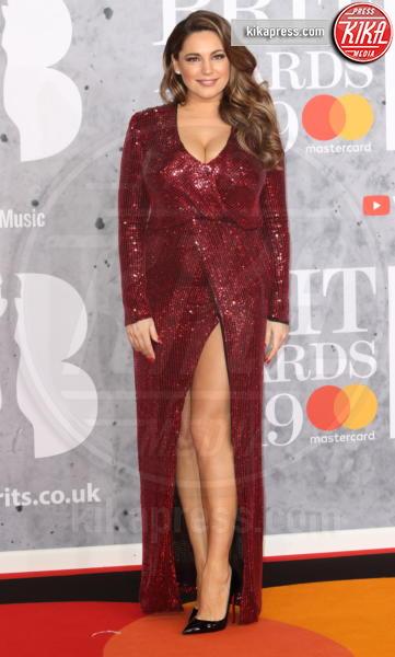 Kelly Brook - Londra - 20-02-2019 - Brit Awards 2019: Dua Lipa talento e bellezza da vendere