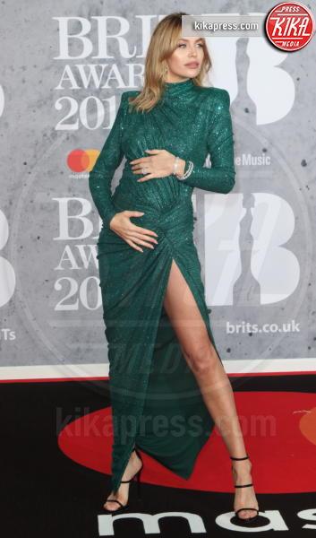 Abbey Clancy - Londra - 20-02-2019 - Brit Awards 2019: Dua Lipa talento e bellezza da vendere