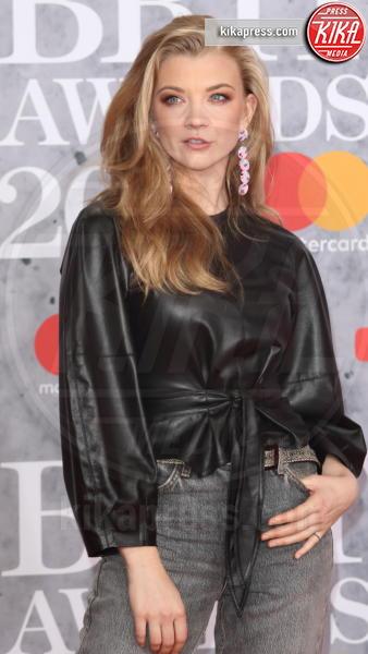 Natalie Dormer - Londra - 20-02-2019 - Brit Awards 2019: Dua Lipa talento e bellezza da vendere