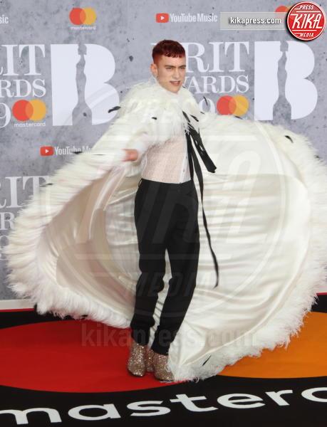 Olly Alexander - Londra - 20-02-2019 - Brit Awards 2019: Dua Lipa talento e bellezza da vendere