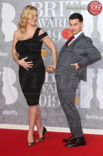Gorka Marquez, Gemma Atkinson - Londra - 20-02-2019 - Brit Awards 2019: Dua Lipa talento e bellezza da vendere