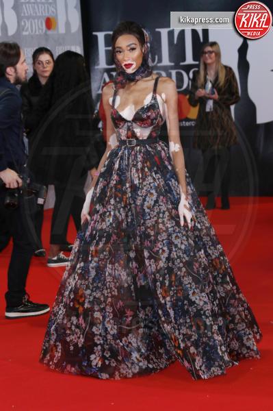 Winnie Harlow - Londra - 20-02-2019 - Brit Awards 2019: Dua Lipa talento e bellezza da vendere