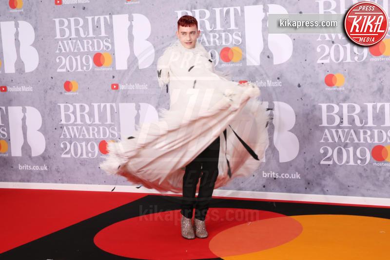 Years, Years &amp, Olly Alexander - Londra - 20-02-2019 - Brit Awards 2019: Dua Lipa talento e bellezza da vendere
