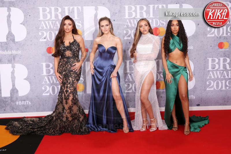 Leigh-Anne Pinnock, Jade Thirlwall, Jesy Nelson, Perrie Edwards, Little Mix - Londra - 20-02-2019 - Brit Awards 2019: Dua Lipa talento e bellezza da vendere