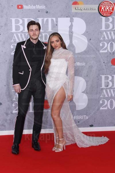 Jed Elliott, Jade Thirlwall - Londra - 20-02-2019 - Brit Awards 2019: Dua Lipa talento e bellezza da vendere