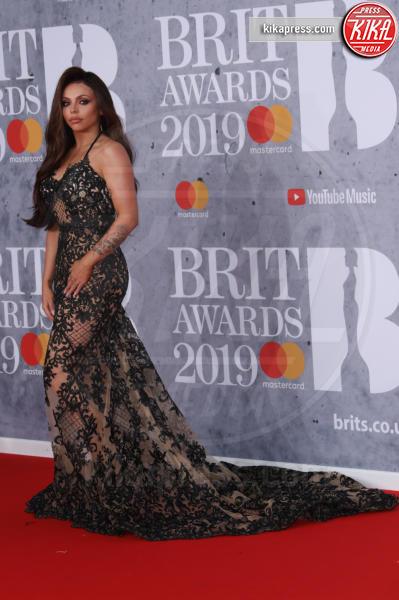 Jesy Nelson - Londra - 20-02-2019 - Brit Awards 2019: Dua Lipa talento e bellezza da vendere