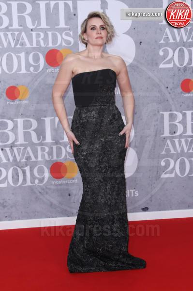 Claire Richards - Londra - 20-02-2019 - Brit Awards 2019: Dua Lipa talento e bellezza da vendere