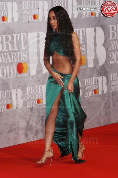Leigh-Anne Pinnock - Londra - 20-02-2019 - Brit Awards 2019: Dua Lipa talento e bellezza da vendere