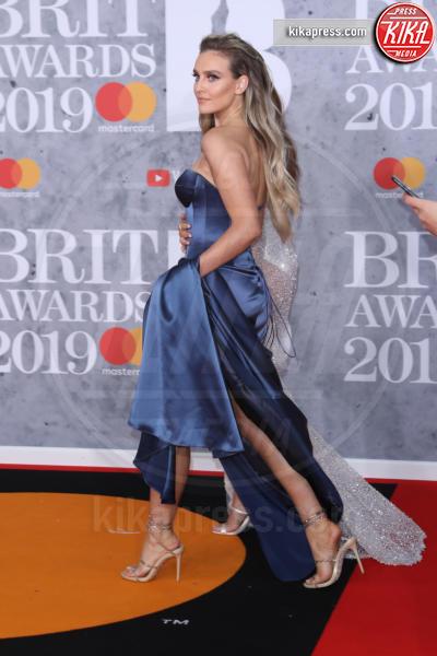 Perrie Edwards - Londra - 20-02-2019 - Brit Awards 2019: Dua Lipa talento e bellezza da vendere