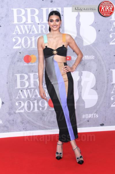 Neelam Gill - Londra - 20-02-2019 - Brit Awards 2019: Dua Lipa talento e bellezza da vendere