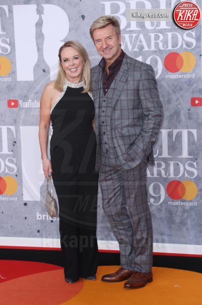 Jayne Torvill, Christopher Dean - Londra - 20-02-2019 - Brit Awards 2019: Dua Lipa talento e bellezza da vendere