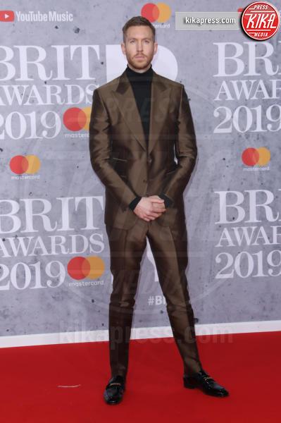 Calvin Harris - Londra - 20-02-2019 - Brit Awards 2019: Dua Lipa talento e bellezza da vendere