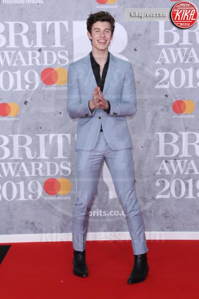 Shawn Mendes - Londra - 20-02-2019 - Brit Awards 2019: Dua Lipa talento e bellezza da vendere