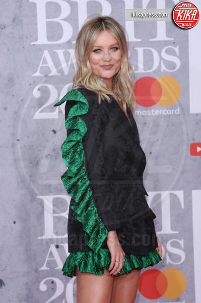 Laura Whitmore - Londra - 20-02-2019 - Brit Awards 2019: Dua Lipa talento e bellezza da vendere