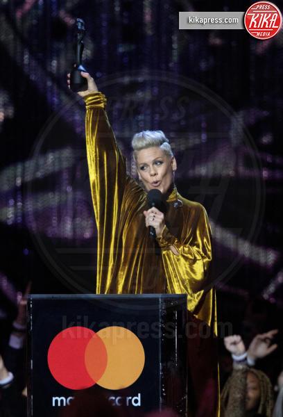 Pink - Londra - 21-02-2019 - Brit Awards 2019: Dua Lipa talento e bellezza da vendere
