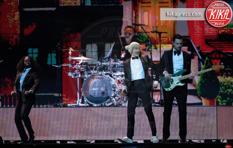 Adam Hann, Matthew Healy, Ross MacDonald, George Daniel - Londra - 20-02-2019 - Brit Awards 2019: Dua Lipa talento e bellezza da vendere