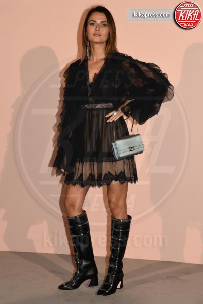 Anna Safroncik - Milano - 20-02-2019 - Ferragni alla sfilata di Alberta Ferretti, ma l'outfit è copiato