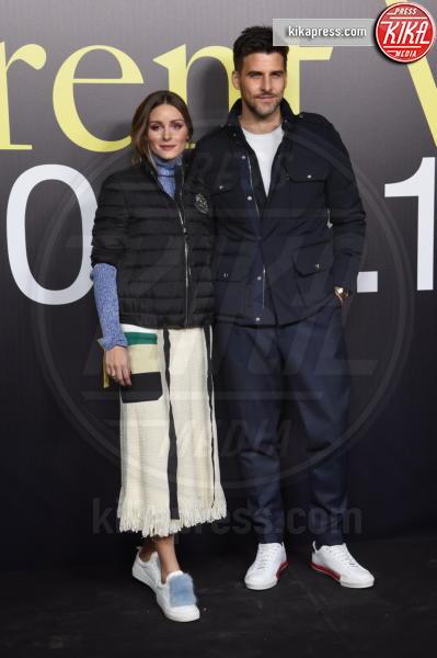 Johannes Huebl, Olivia Palermo - Milano - 20-02-2019 - MFW: Valeria Golino, stile in... pigiama alla sfilata Moncler!