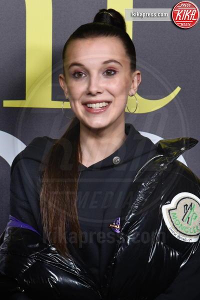 Millie Bobby Brown - Milano - 20-02-2019 - MFW: Valeria Golino, stile in... pigiama alla sfilata Moncler!