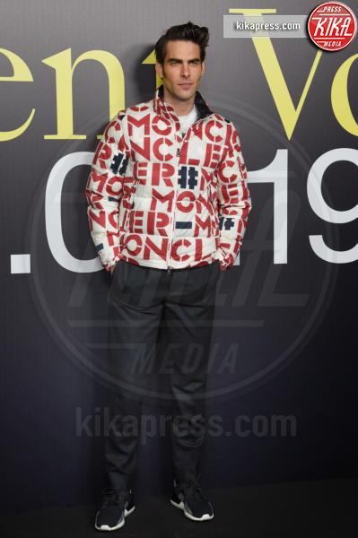 Milano - 20-02-2019 - MFW: Valeria Golino, stile in... pigiama alla sfilata Moncler!