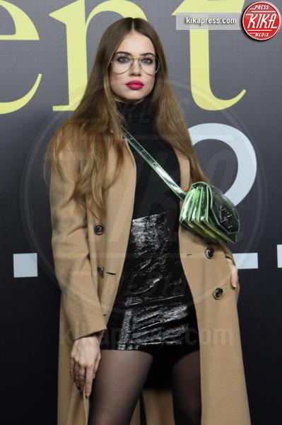 Xenia Tchoumi - Milano - 20-02-2019 - MFW: Valeria Golino, stile in... pigiama alla sfilata Moncler!
