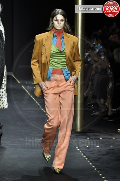 Modella - Milano - 23-02-2019 - Milano Fashion Week: la sfilata di Versace