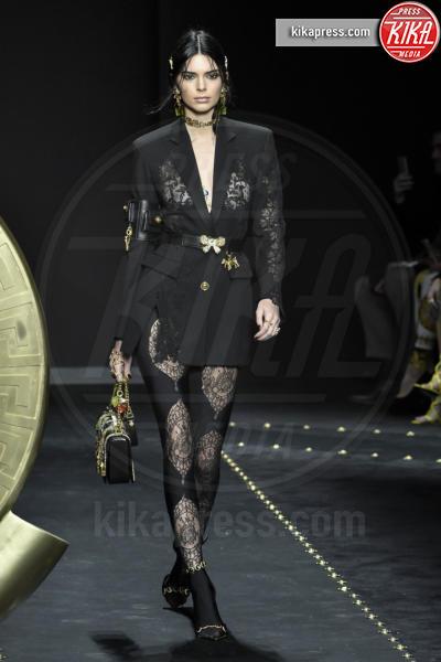 Kendall Jenner, Modella - Milano - 23-02-2019 - Milano Fashion Week: la sfilata di Versace