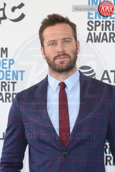 Armie Hammer - Santa Monica - 23-02-2019 - Robert Pattinson, da vampiro a uomo pipistrello in Batman