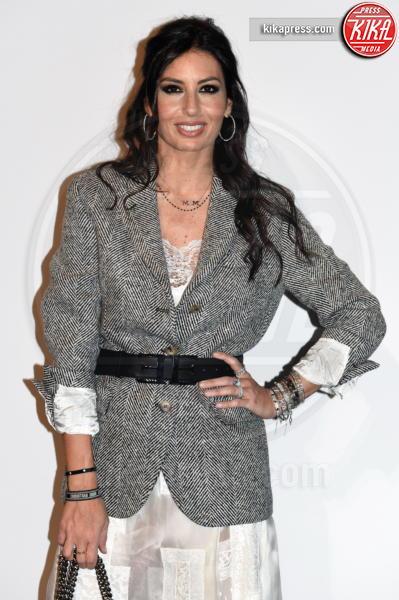 Elisabetta Gregoraci - Milano - 24-02-2019 - MFW: Ambra con la figlia Jolanda da Ermanno Scervino