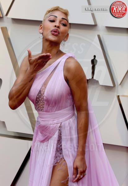 Meagan Good - Los Angeles - 24-02-2019 - Oscar 2019: gli arrivi sul red carpet