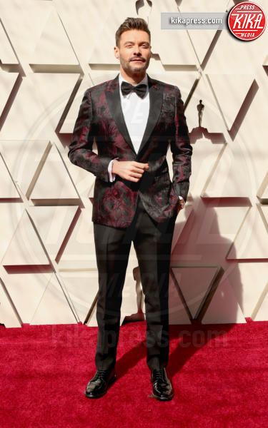Ryan Seacrest - Los Angeles - 24-02-2019 - Oscar 2019: gli arrivi sul red carpet