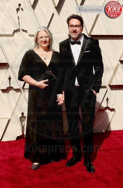 Anita Casali, John Casali - Los Angeles - 24-02-2019 - Oscar 2019: le coppie sul red carpet
