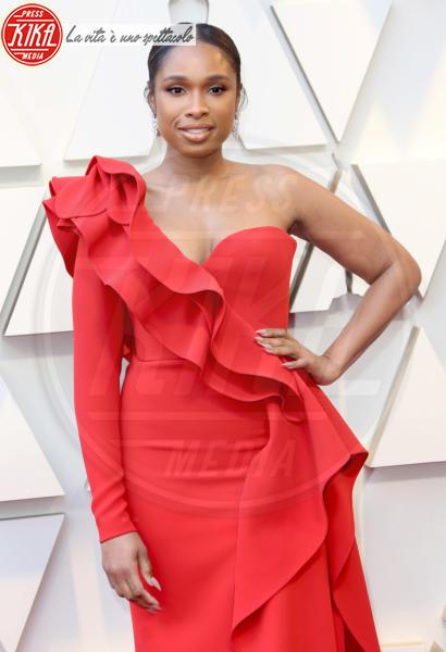 Jennifer Hudson - Los Angeles - 24-02-2019 - Oscar 2019: gli arrivi sul red carpet