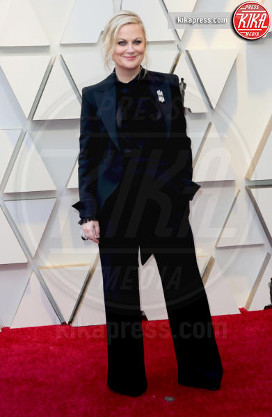 Amy Poehler - Los Angeles - 24-02-2019 - Oscar 2019: gli arrivi sul red carpet
