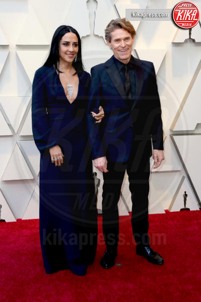 Giada Colagrande, Willem Dafoe - Los Angeles - 24-02-2019 - Oscar 2019: le coppie sul red carpet