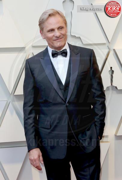 Viggo Mortensen - Los Angeles - 24-02-2019 - Oscar 2019: gli arrivi sul red carpet