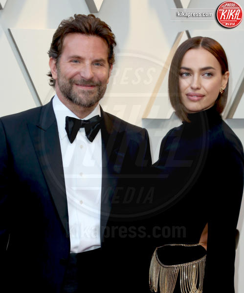 Irina Shayk, Bradley Cooper - Los Angeles - 24-02-2019 - Oscar 2019: le coppie sul red carpet