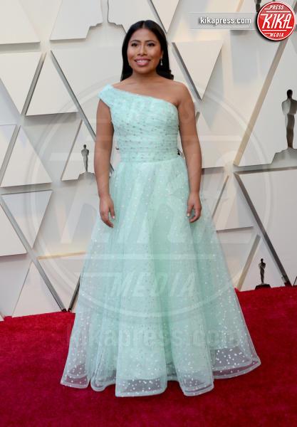 Yalitza Aparicio - Los Angeles - 24-02-2019 - Oscar 2019: gli arrivi sul red carpet