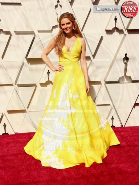 Maria Menounos - Los Angeles - 24-02-2019 - Oscar 2019: gli arrivi sul red carpet
