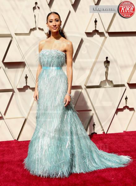 Elaine Welteroth - Los Angeles - 24-02-2019 - Oscar 2019: gli arrivi sul red carpet