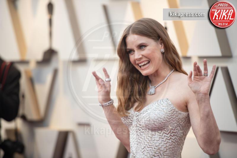 Amy Adams - Hollywood - 24-02-2019 - Oscar 2019: gli arrivi sul red carpet