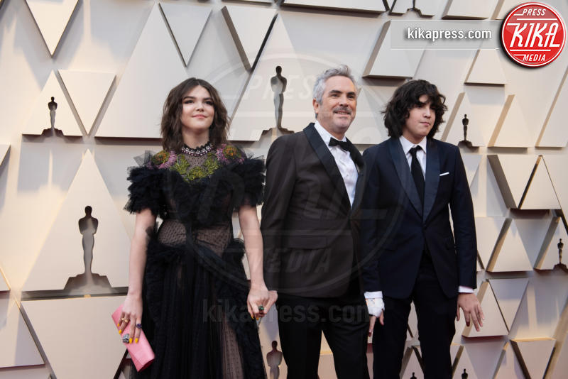 Alfonso Cuaron - Hollywood - 24-02-2019 - Oscar 2019: gli arrivi sul red carpet