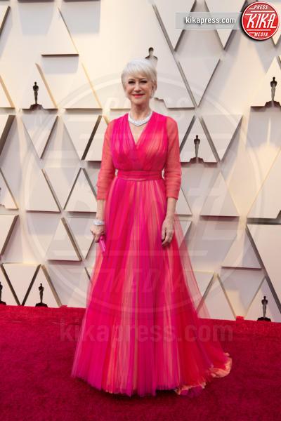 Helen Mirren - Hollywood - 24-02-2019 - Oscar 2019: gli arrivi sul red carpet
