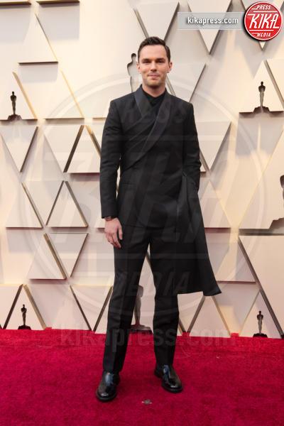 Nicholas Hoult - Hollywood - 24-02-2019 - Oscar 2019: gli arrivi sul red carpet