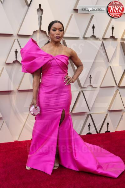 Angela Bassett - Hollywood - 24-02-2019 - Oscar 2019: gli arrivi sul red carpet