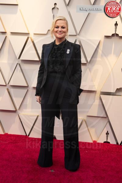 Amy Poehler - Hollywood - 24-02-2019 - Oscar 2019: gli arrivi sul red carpet