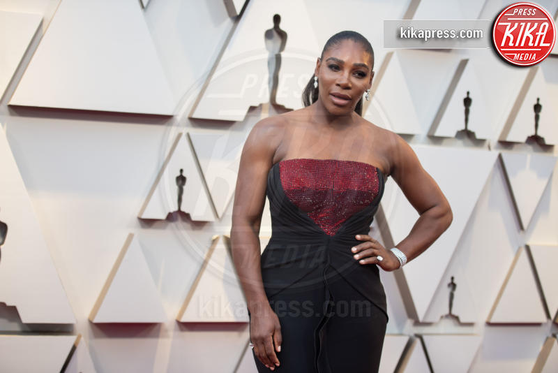 Serena Williams - Hollywood - 24-02-2019 - Oscar 2019: gli arrivi sul red carpet
