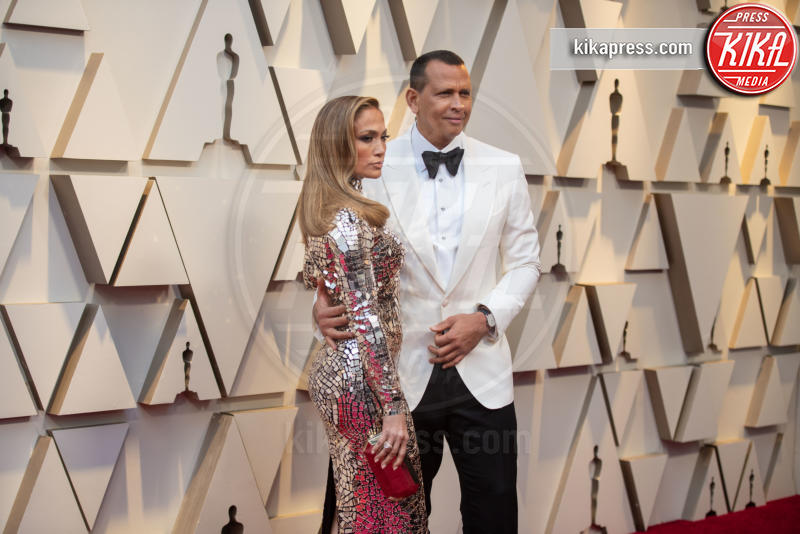 Alex Rodriguez, Jennifer Lopez - Hollywood - 24-02-2019 - Oscar 2019: le coppie sul red carpet