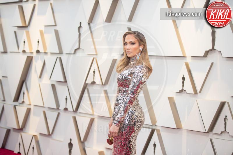 Jennifer Lopez - Hollywood - 24-02-2019 - Oscar 2019: gli arrivi sul red carpet